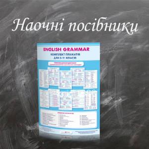 Наочні посібникі