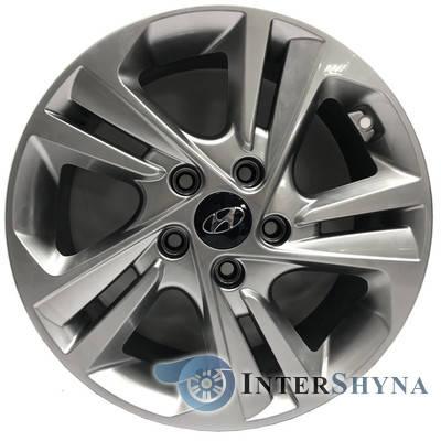 Литі диски Replica Hyundai HY141 6.5x16 5x114.3 ET48 DIA67.1 HB, фото 2