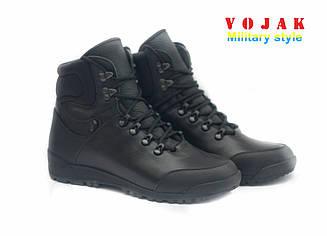 """Штурмові черевики демісезонні """"Мангуст PRO"""" Black"""