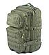 Рюкзак тактичний штурмової армійський Assalut (М-20 літрів ) oliva Mil-Tec Німеччина, фото 4