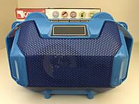 Портативная радио колонка с фонариком Bluetooth GOLON RX-S300BTD