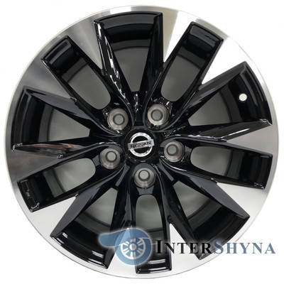 Литые диски Replica Nissan CT2523 6.5x16 5x114.3 ET42 DIA67.1 BMF, фото 2