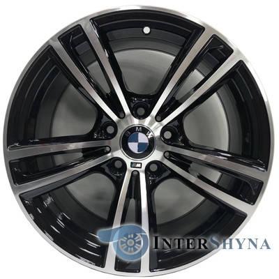 Литые диски Replica BMW CT1562 8x17 5x120 ET35 DIA72.6 BMF, фото 2