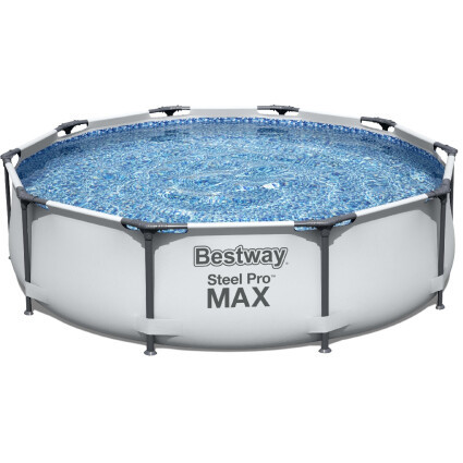 Bestway Надувний басейн Bestway 56408 (305х76) з картриджних фільтрів