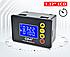 Цифровое реле времени 220В 10А, Реле задержки времени, Электронный таймер, ЖК дисплей, фото 2