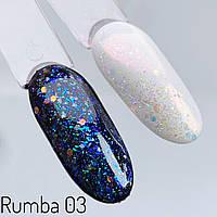 Гель-лак Oxxi Professional Rumba 003 10 ml