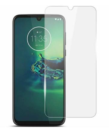 Гідрогелева захисна плівка на Motorola Moto G8 Plus на весь екран прозора, фото 2