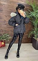 Куртка с мехом, фото 1