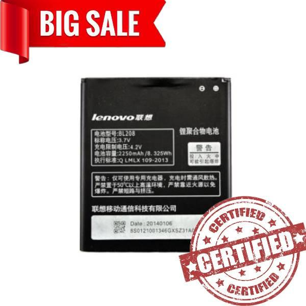 Battery Prime Lenovo BL208