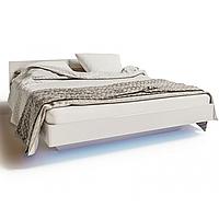 Бьянко/Кровать 1,60 (без матраса и каркаса)