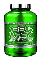 100% Whey Isolate Scitec Nutrition 2000g/80 порций Шоколад (Сроки годности 09/2017)