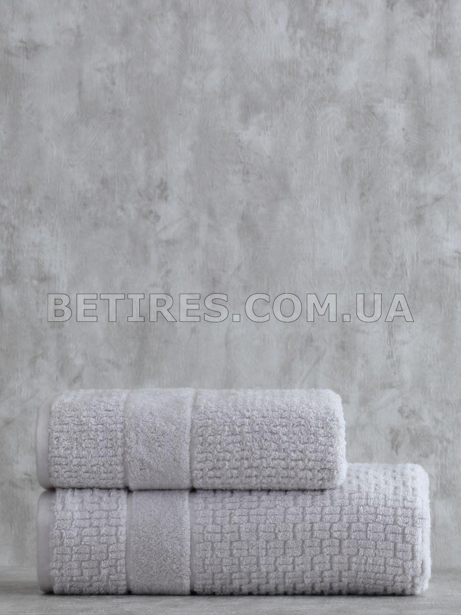 Набор полотенец PAVIA KAYLA GRI (75х150, 50х85) серый