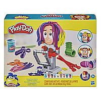 Игровой набор Hasbro Play-Doh Сумасшедший стилист (F1260)