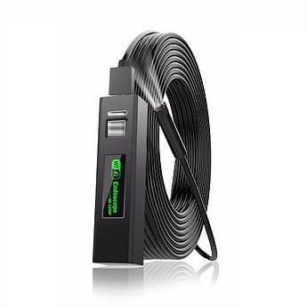 WiFi эндоскоп F150 HD 1200P 2Mp жесткий (5 метров)