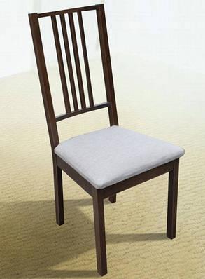 Стул Классик бук орех темный (Микс-Мебель ТМ), фото 2