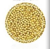Посипка Шарики золото 3мм от 100г. (код 01465)