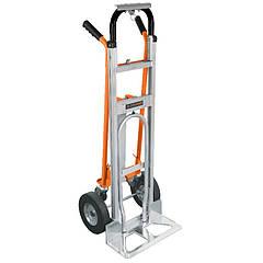 Візок-платформа, трансформер, алюмінієвий, макс.нагрузка 250/350 кг Truper DIA-350A3