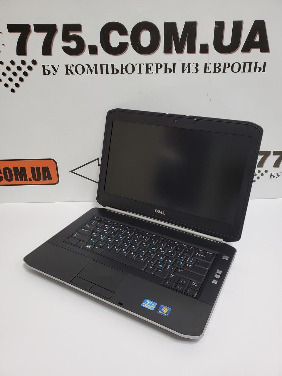 """Ноутбук Dell Latitude E5420, 14"""", Intel Core i3-2330M 2.2GHz, RAM 4ГБ, SSD 120ГБ (HDD 500ГБ)"""