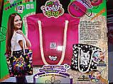 Набір для творчості My color bag, сумка-розмальовка COB-01-05, фото 3