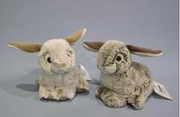 "Мягкая игрушка Кролик,2 вида ТМ ""Trusty collection"""
