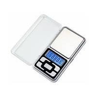 Pocket scale mh-200 высокоточные ювелирные весы от 0,01 до 200 г, фото 1