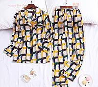 Жіноча піжама 2055, фото 2