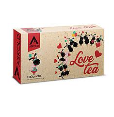 Набір чаю Askold Love Tea 150 грам в подарунковій упаковці