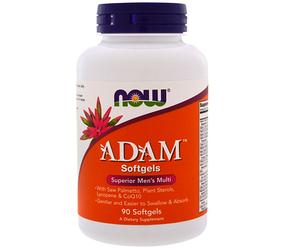 NOW Foods Adam Superior Mens Multi 90 Softgels