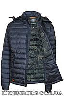 Куртка мужская демисезонная TIGER FORCE 21-50217A тёмно-синяя