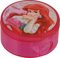 Точилка с контейнером круглая Princess