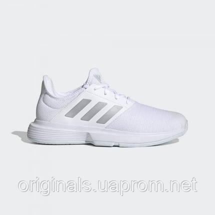 Кроссовки для тенниса Adidas GameCourt FX1558 2021, фото 2
