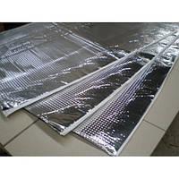 Виброизоляция Vikar Vibrostop 1,2 мм  (размер 330х500)
