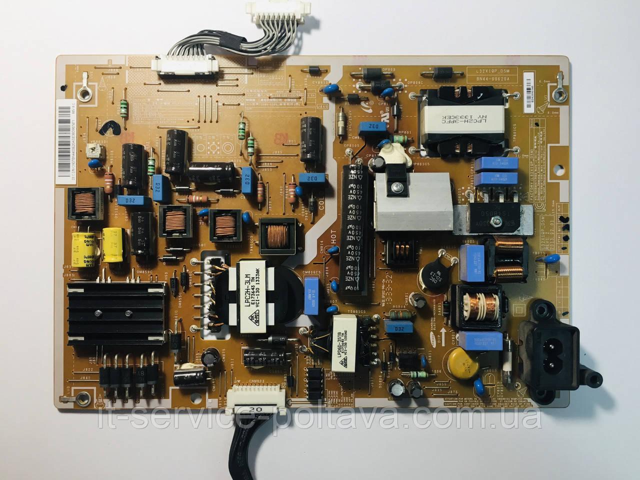 Блок живлення L32X1QP_DSM BN44-00620A для телевізора Samsung UE32F6330AK