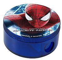 Точилка с контейнером круглая Spider-Man Movie-2