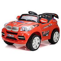 Детский электромобиль BMW X8 - купить оптом детские электромобили 948  КРАСНЫЙ