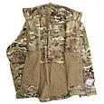 Куртка тактическая с флисовой подкладкой Delta Multicam, 10857049, фото 8