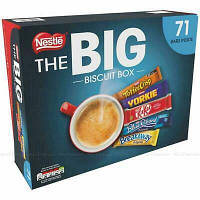 Nestle The big Biscuit Box 71s 1400 g, фото 1