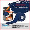 Кинезио тейп, Tmax Tape 5см х 5м Тёмно синий