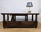 """Журнальный столик """"Прованс"""" из массива дерева, фото 6"""