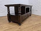 """Журнальный столик """"Прованс"""" из массива дерева, фото 3"""