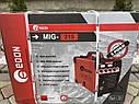 Инвенторный сварочный полуавтомат EDON MIG-315, фото 9