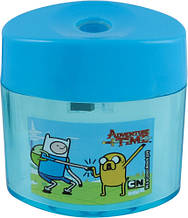 Точилка с контейнером прямоугольная Adventure Time