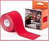 Кинезио тейп, Tmax Tape 5см х 5м Красный