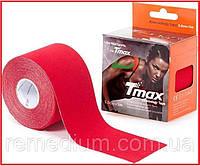Кинезио тейп, Tmax Tape 5см х 5м Красный, фото 1