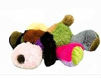 """Мягкая игрушка Собака цветная,ТМ """"Trusty collection"""""""