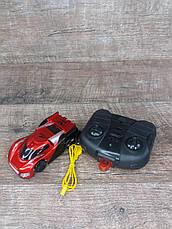 Антигравитационная машинка WALL CLIMBER. Радиоуправляемая детская машинка. Игрушка с пультом управления, фото 3