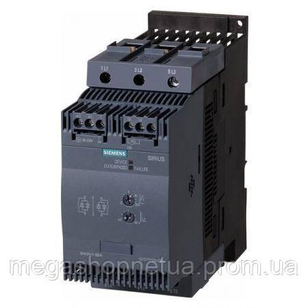 3RW3037-1BB14 устройство плавного пуска S2, 63A, 30КВТ/400V