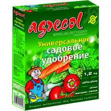 Удобрение 1,2 кг садовое универсальное Agrecol