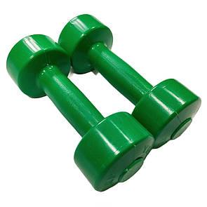 Гантели для фитнеса Титан 1 кг х 2 шт.