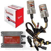 Комплект ксенону Fantom (2 лампи та 2 блоки розпалу), H1 5000K 35W